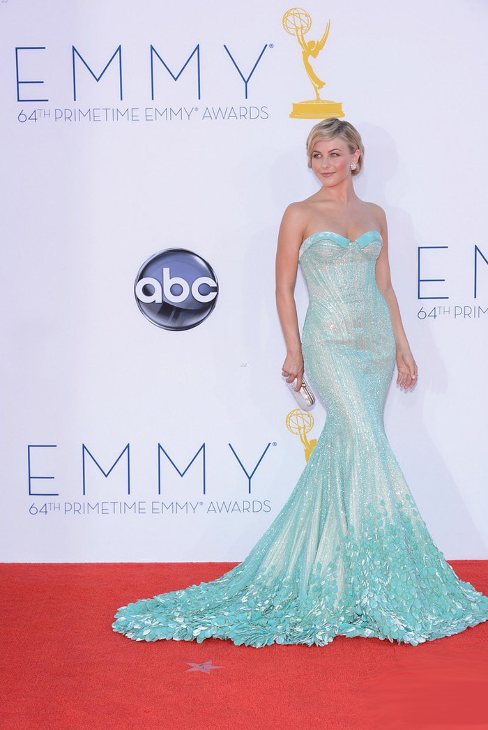 Julianne Hough at  Emmy Awards