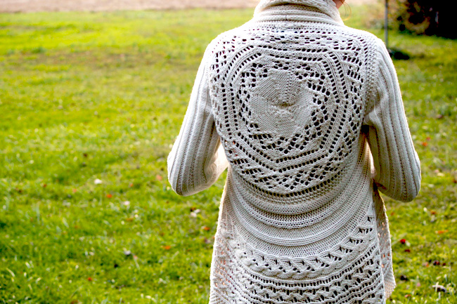 comfy and stylish sweater, cool knitted sweater