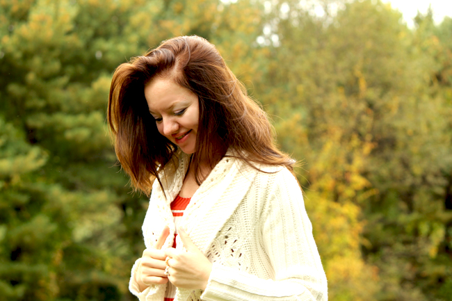 cozy fall look, best sweater for automn, fashion style blog, how to wear fall shades