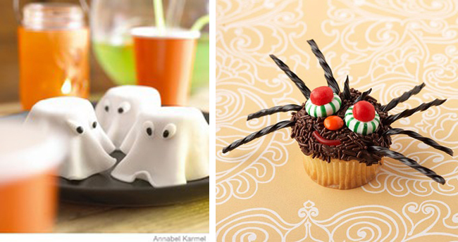 cute Halloween desserts, best halloween ideas