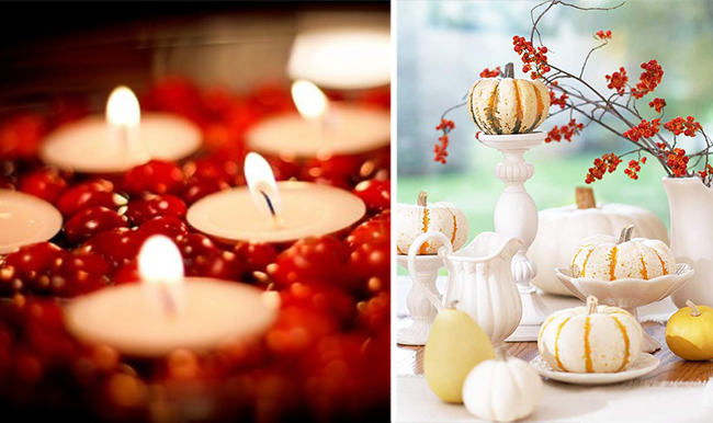 Thanksgiving Table Decoration Ideas | DC in Style