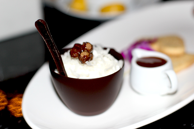 amazing chocolate dessert, tea cup made from chocolate, best chocolate dessert