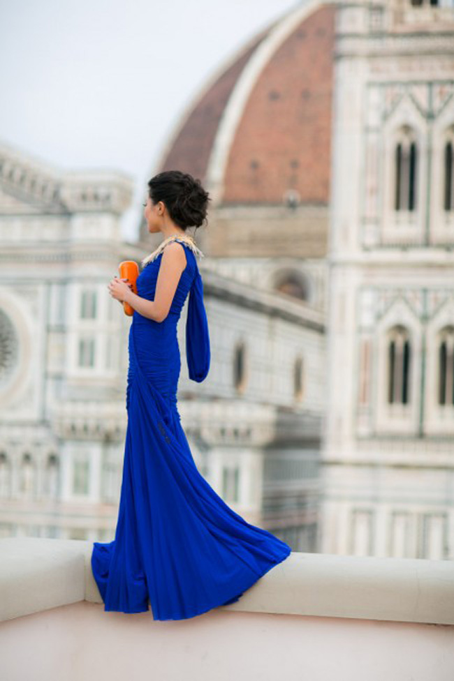 fashion inspiration, Wendy's lookbook, fashion illustration, fashion blogger, Luisa Via Roma collection, Firenze4Ever, stunning dress