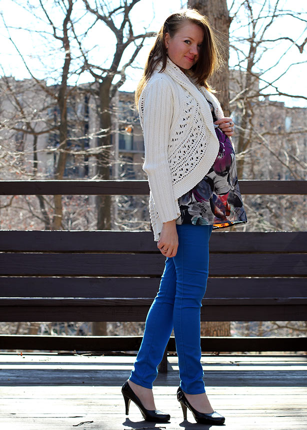 maternity style_moternity wear_ skinny jeans_motherhood maternity_BCBG_fashion blog by ELena Fay