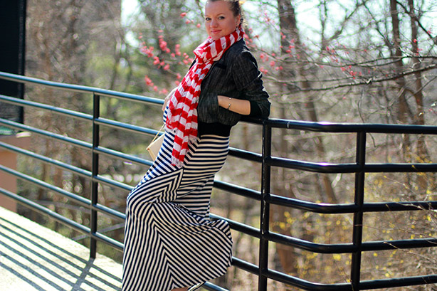 fashion look, maternity look, maternity wear, pregnancy style, TJMaxx, maxi dress, style