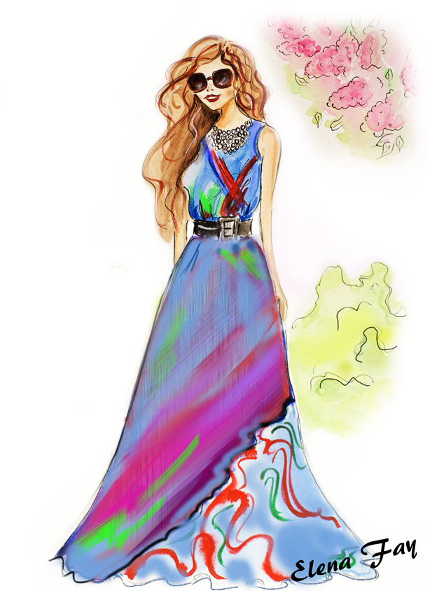 fashion drawing, sketch art, fashion illustration
