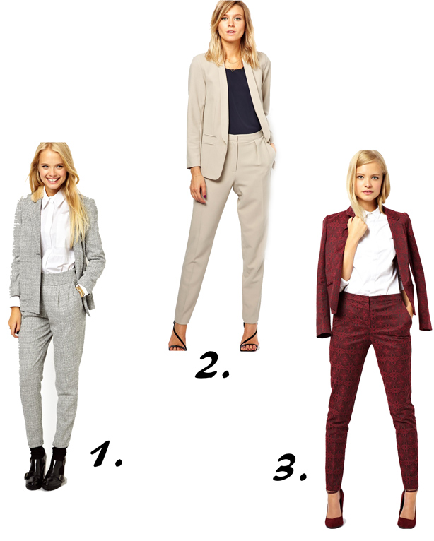 suits for fall, elegant suits, stylish suits