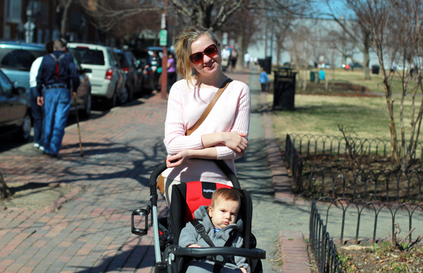 casual look, DC blogger, Washingtonian, Russian blogger, DC style