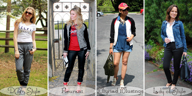 sporty chic, blogger collaboration, sporty look, stylish looka