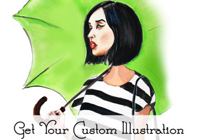 Get Your Custom Illustration
