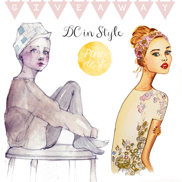 win 2 fashion illustrations