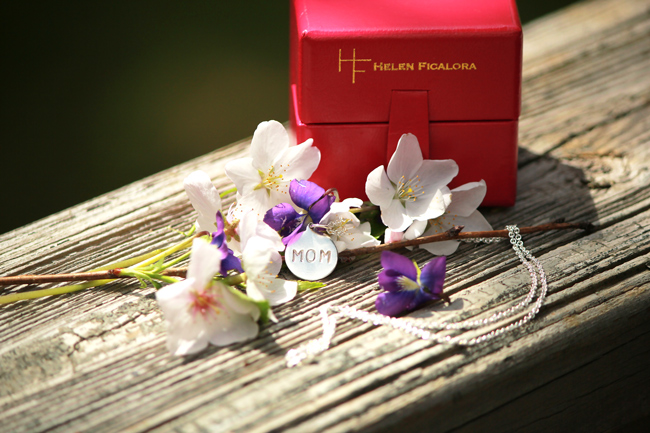 Helen Ficalora Giveaway, Mom charm, Mother's Day gift, Helen Ficalora charm