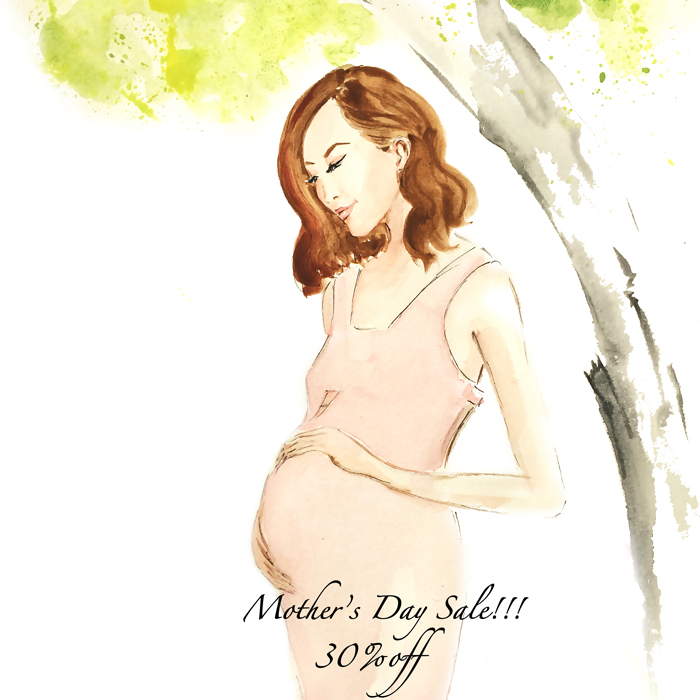 Mother's Day Sale, 30%off, sale, fashion art sale