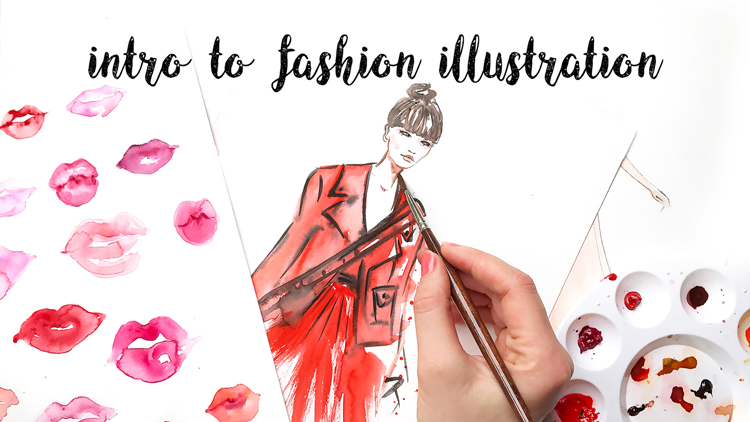 fashion illustration, how to draw, free Skillshare membership, fashion art, how to draw